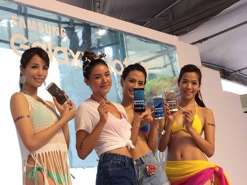 韓国サムスン新型スマホ、台湾の航空8社も機内使用禁止に