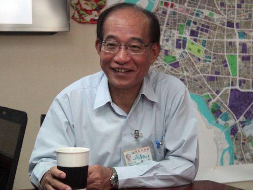 台北市政府交通局の張哲揚局長