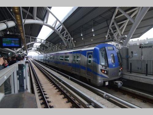 <空港線>システム徐々に安定  交通省幹部「来年3月までに開通」/台湾