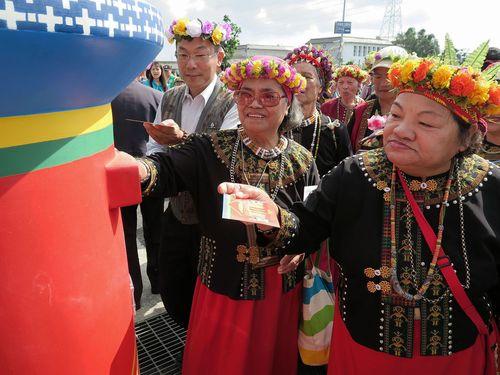 台湾の先住民55万人  総人口の2.3%=内政部調査