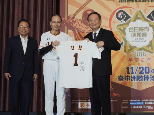台湾OB、あす王貞治ら巨人OBと対戦  元中日・郭が桑田との投げ合いに意気込み
