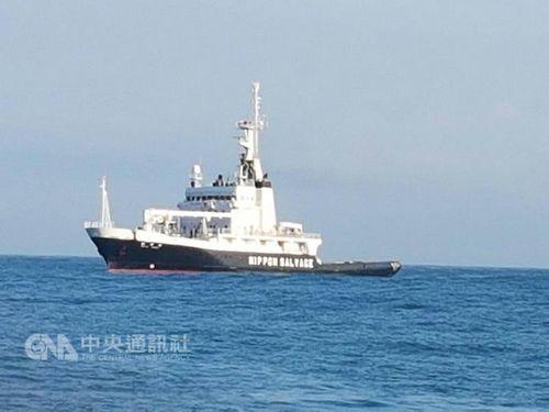 日本サルヴェージの救助船、航洋丸