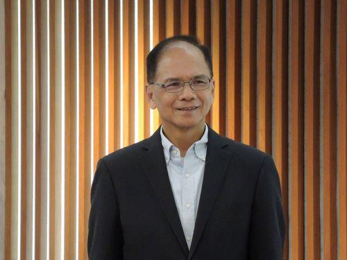 游錫コン・元行政院長