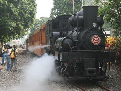 財政面で危機的状況  阿里山森林鉄道、来年にも台湾鉄道に移管か