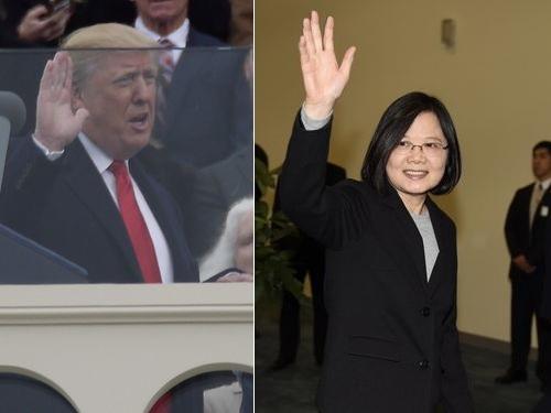 蔡総統、トランプ新大統領に祝辞 友好関係の深化に期待/台湾