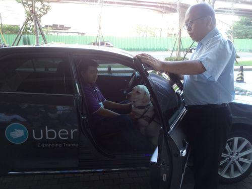台湾のウーバー、10日から配車業務休止…政府との対話求める方針