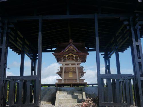 日本人による寄付で再建された神社  国民党幹部から批判噴出/台湾・屏東