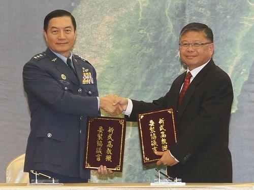 台湾、高等練習機66機を自主製造へ  2026年までに旧型機と置き換え