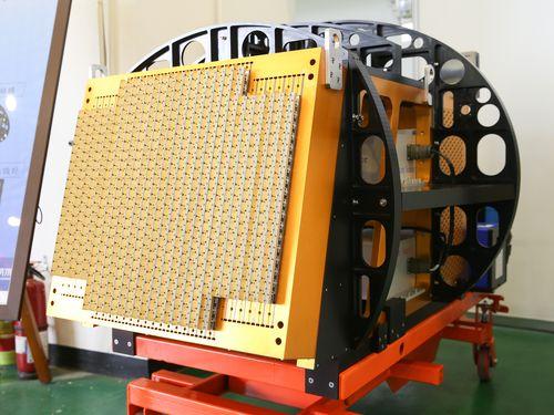 国産レーダー公開  戦闘機関連技術「出発点に到達」=研究機関/台湾