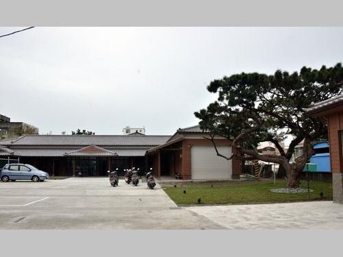 和風建築をイメージ  台東気象観測所、運用開始/台湾
