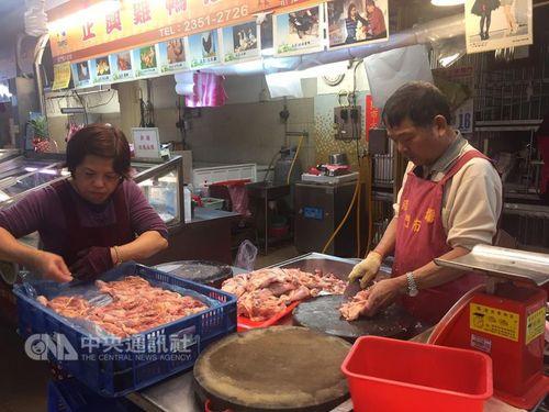 家禽肉の供給不足に懸念 鳥インフルへの対応策実施で/台湾