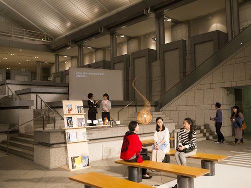 リハーサルの模様=前澤秀登撮影、文化部提供