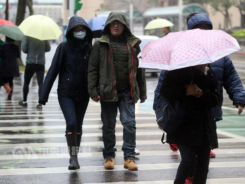 北部で春の訪れ伝える雷観測 水不足の台湾、恵みの雨なるか