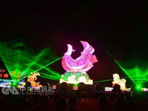 台湾ランタンフェス 来年と再来年の開催地発表 嘉義県と屏東県で
