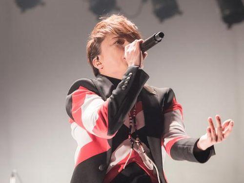 TMR西川貴教、台北で3年ぶりの単独ライブ 2500人が大興奮/台湾