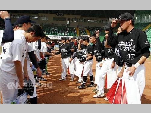 「KANO」の光景再現 中京大と嘉義大、再び親善試合/台湾