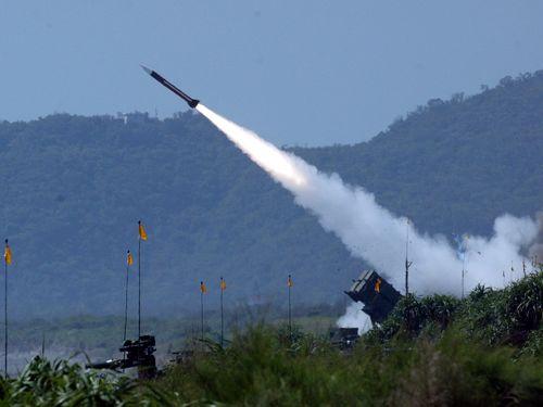 台湾東部にパトリオット配備 戦力強化で=国防省