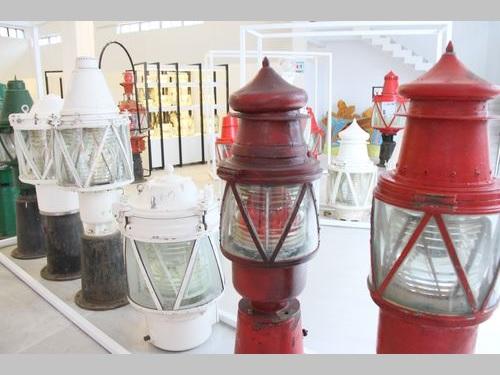 台湾初の「灯台文物館」開館  各種照明器具を展示/台湾・基隆