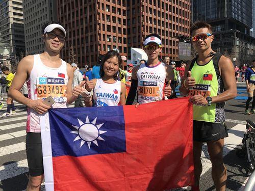 台湾から約1300人が出場  外国人ランナーで最多=東京マラソン