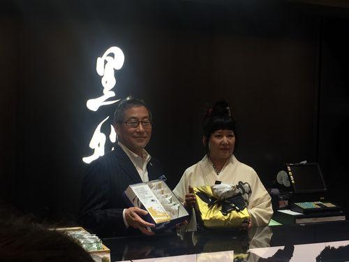 自由が丘の人気菓子店、台湾に初出店  自慢のカステラを台北の消費者に