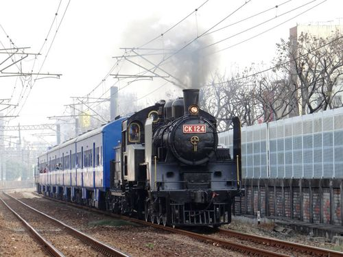 台湾鉄道とJR北の姉妹列車締結5...