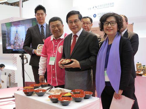 訪日の嘉義市長、火鶏肉飯などご当地グルメPR/台湾
