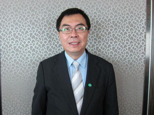 国泰投信の張雍川氏