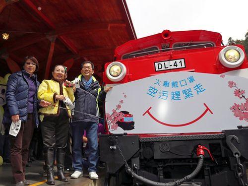 阿里山独自の環境保護規制、強化へ  機関車に排煙処理装置/台湾