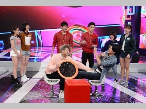 八大テレビ提供