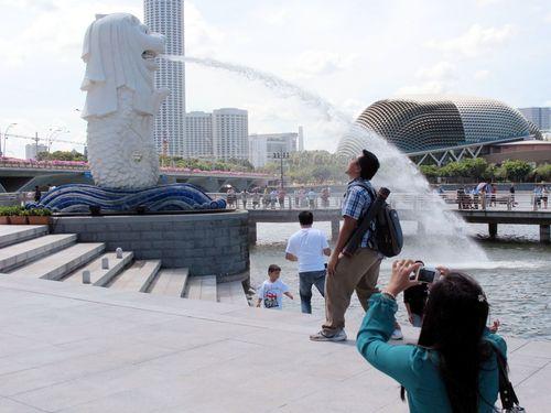台湾人が最も好きな国=シンガポール  日本は2位