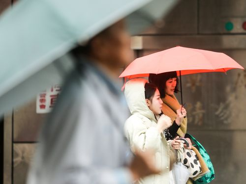 北部を中心に不安定な天気に  肌寒さ戻る/台湾
