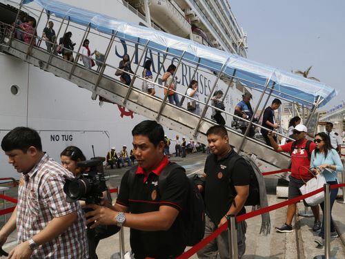 高雄市、クルーズ客船で観光客増加目指す/台湾