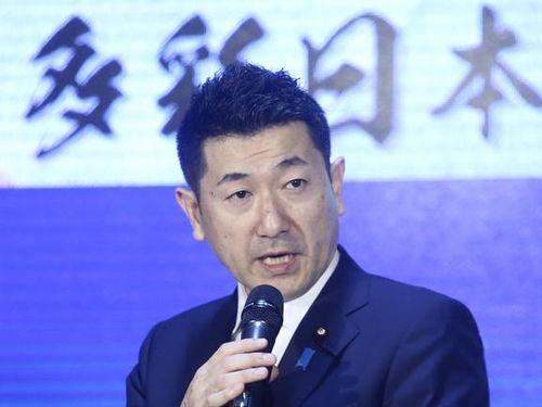 赤間総務副大臣が訪台 72年の断交後初 福島などの食品輸入再開に期待