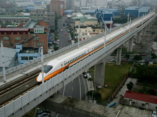 台湾新幹線全線でWiFiが利用可能に 今年8月までにも