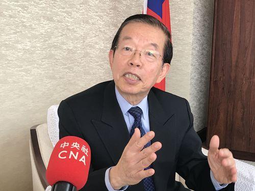 謝駐日代表「世界と接触の機会阻害すべきでない」中国大陸に呼び掛け/台湾
