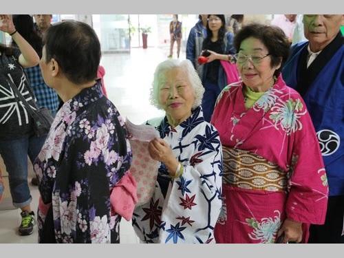 目的は日本訪問の旅費調達  台湾の高齢者たち、手作り弁当を販売