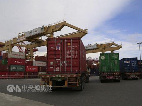 台湾の輸出・輸入額、ともに18位
