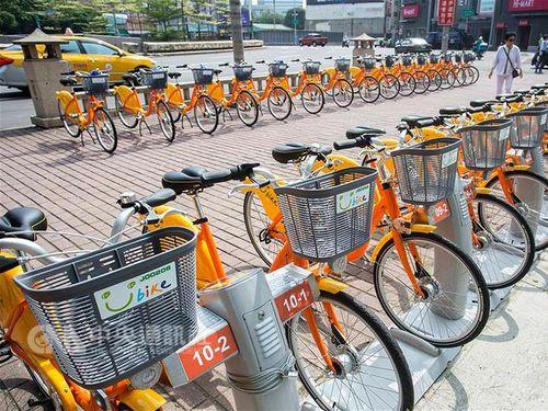 台北の自転車シェアリング、初乗り無料復活を検討  乗り継ぎ限定で/台湾