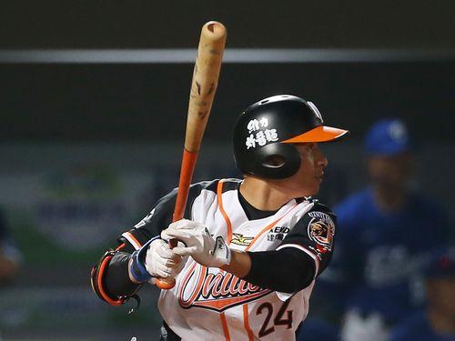 日本に野球留学した若手、3戦連続マルチ安打/台湾プロ野球