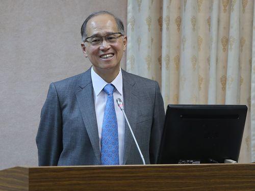 李大維外交部長