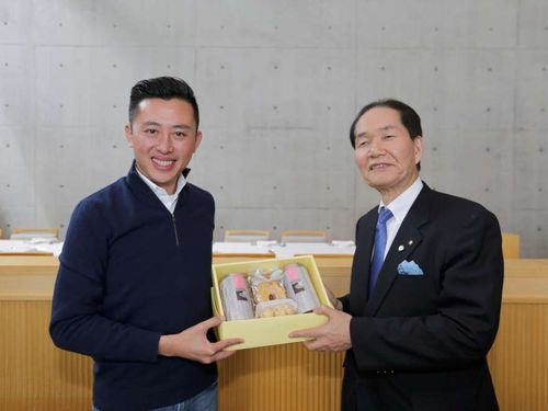 「日本の先例を参考に」 新竹市長、香川県直島を視察/台湾