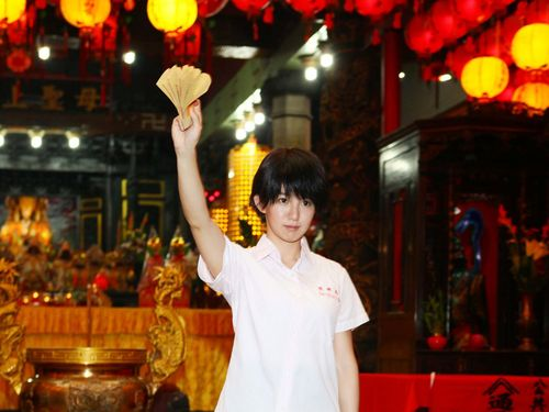 HBOアジアらと共同制作の台湾ドラマ「通霊少女」、各地で好評