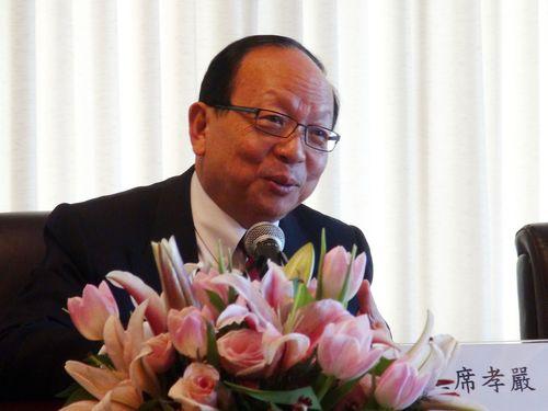 「私は永遠の中国人」=国民党名誉副主席 蒋介石の孫