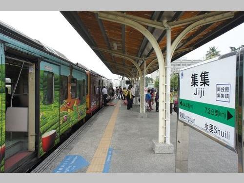 台鉄集集線、台湾新幹線との乗り継ぎが便利に 支線を6年後に開業へ
