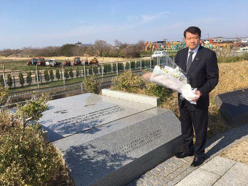 安全の重要性を喚起 中華航空会長=名古屋での墜落事故から23年/台湾