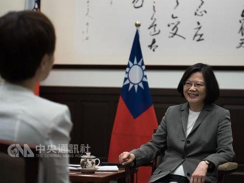 WHO総会への出席可否 蔡英文総統「両岸関係の指標になる」/台湾