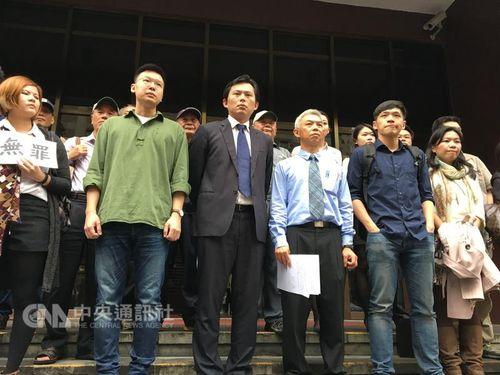 ヒマワリ学生運動の立法院占拠 検察が控訴を決定 1審無罪/台湾