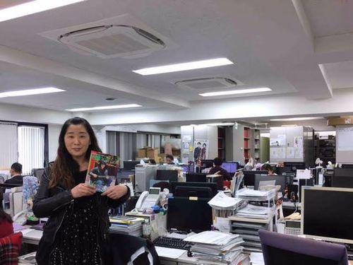 「台湾に行きたいと思ってもらいたい」 台湾エンタメパラダイス・小俣悦子編集長