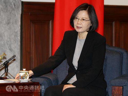 蔡総統の発言を過度に簡略化  ロイター通信が遺憾を表明=外交部長/台湾