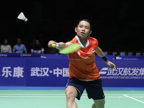 戴資穎、山口茜に逆転勝利 バドミントン・アジア選手権 台湾初の金メダル